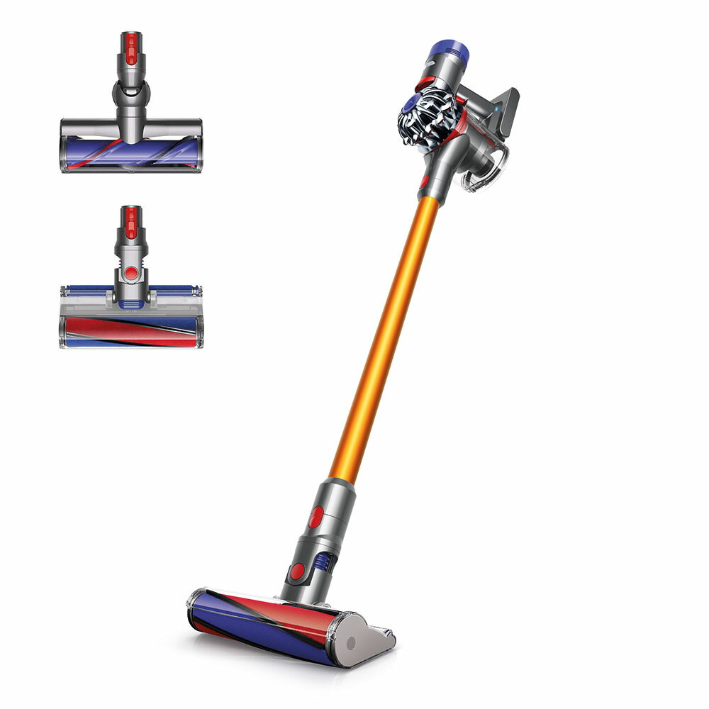 Dyson SV10 V8 Absolute Cordless Vacuum | Yellow | Refurbished 0