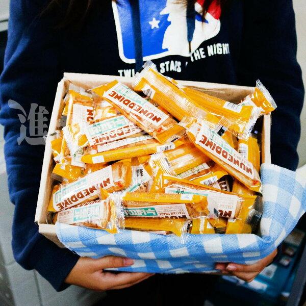 麻吉小舖:韓國Samlip奶油酥一箱100條韓國頂級焦糖奶油千層酥!外層是淡淡的焦糖甜.吃下去不會甜膩!也不會脆到屑掉滿地