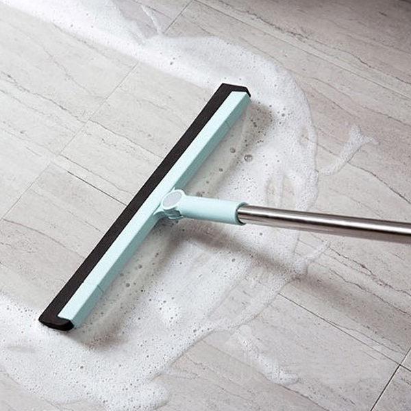 PSMall旋轉清潔掃把家用玻璃刮水器【J2245】