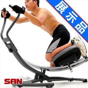 5五分鐘Ⅱ猛一身健腹機^(展示品^)^(全方位提臀健腹器.腹肌健身器材. 健身機. 哪裡買