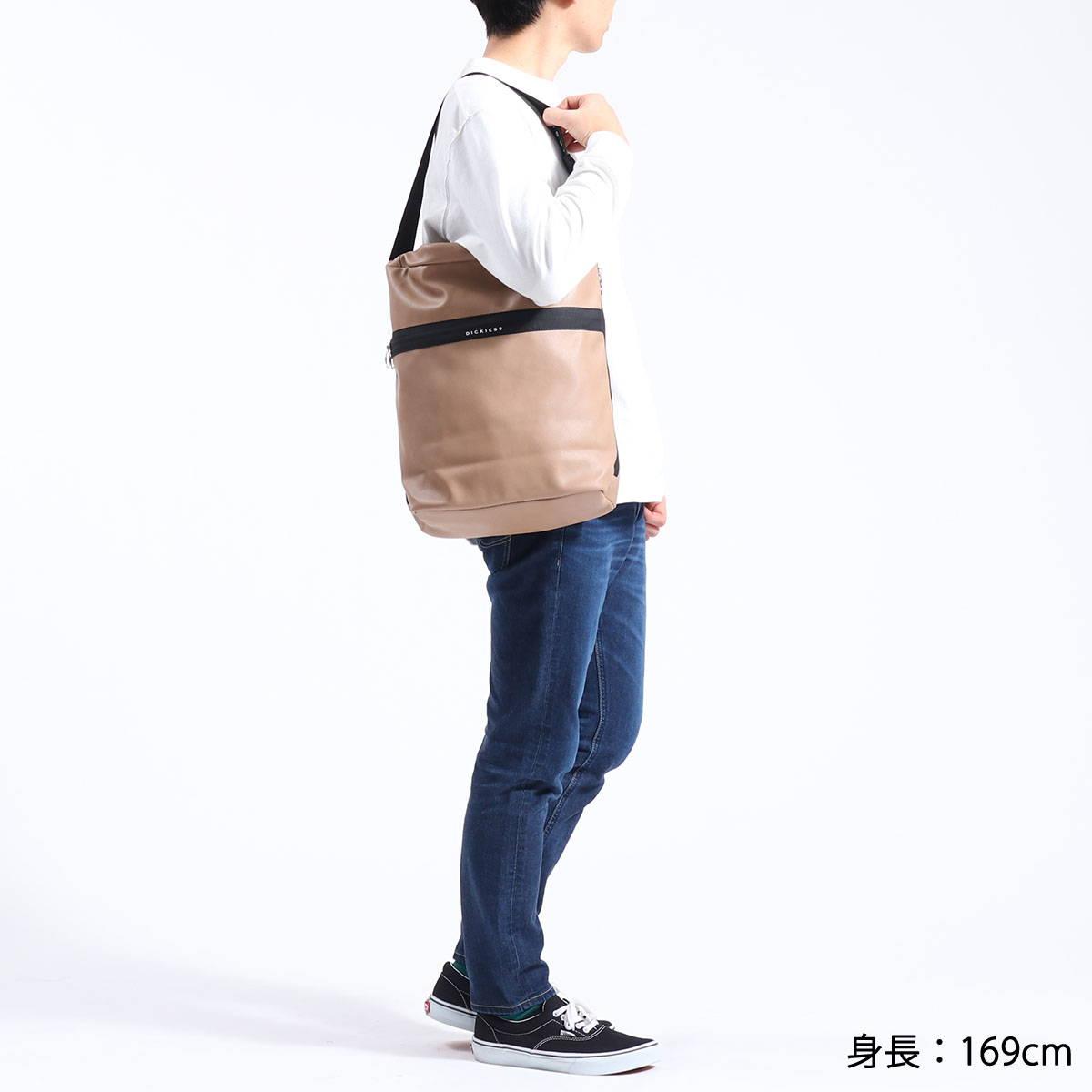 日本Galleria  /  Dickies SYNTHETIC LEATHER 2WAY BAG 休閒後背包  /  dic0031  /  日本必買 日本樂天直送(6490) /  件件含運 5