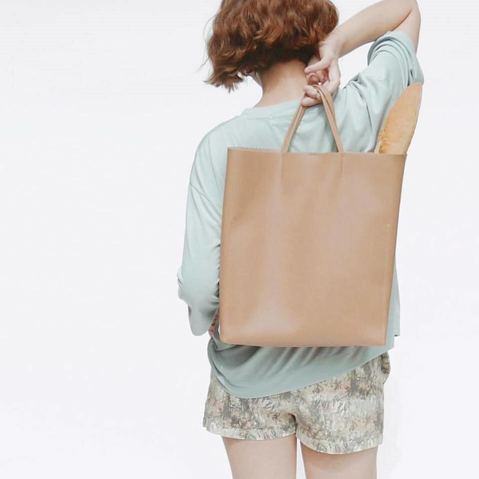 ☛ 領卷折後 $790 ↘ WHITEOAK 文件手提包 Paper Bag (4色) 7