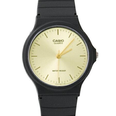 CASIO卡西歐經典基本款手錶 獨特金色刻度面板設計 輕巧中性款腕錶 柒彩年代【NE1861】原廠公司貨 - 限時優惠好康折扣