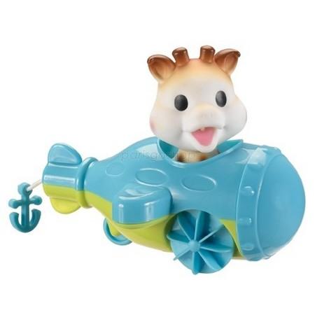 Vulli 蘇菲 水陸飛機 兒童玩具 長頸鹿 安檢合格 - 限時優惠好康折扣