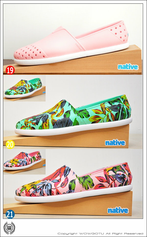NATIVE SHOES ~ Verona水手鞋 ~ ^(19~21^)