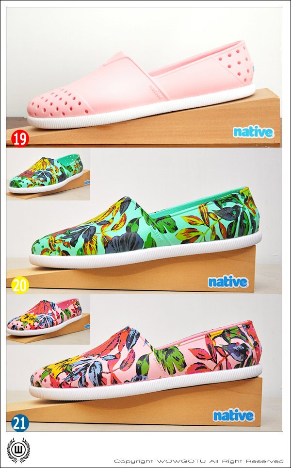NATIVE  SHOES - Verona水手鞋 - (19-21)