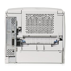 HP LaserJet 4350n Laser Printer - Monochrome - 1200 x 1200 dpi Print - Plain Paper Print - Desktop - 55 ppm Mono Print - Letter, Legal, Executive, Statement, Envelope No. 10, Monarch Envelope, Custom Size - 600 sheets Standard Input Capacity - 250000 Duty 2