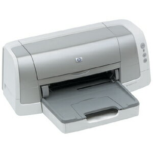 HP Deskjet 6127 Inkjet Printer - Color - 4800 x 1200 dpi Print - Plain Paper Print - Desktop - 20 ppm Mono / 13 ppm Color Print - Letter, Legal, Executive, Envelope No. 10 - 150 sheets Standard Input Capacity - 5000 Duty Cycle - Automatic Duplex Print - E 0