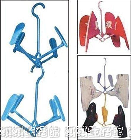 淇淇婦幼館【QQ064】活動示曬鞋架,可連接組合使用,曬多曬少自己決定喔(生活館)