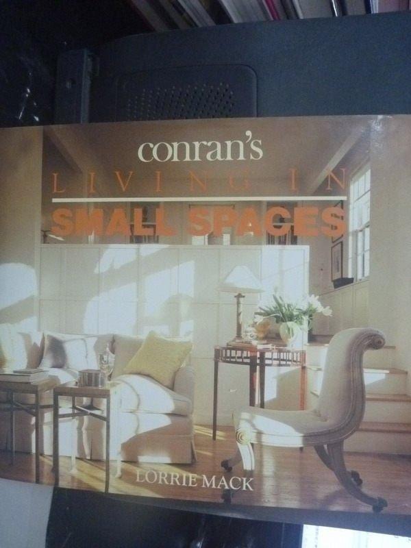 【書寶二手書T9/建築_ZEJ】Conrans living in small spaces