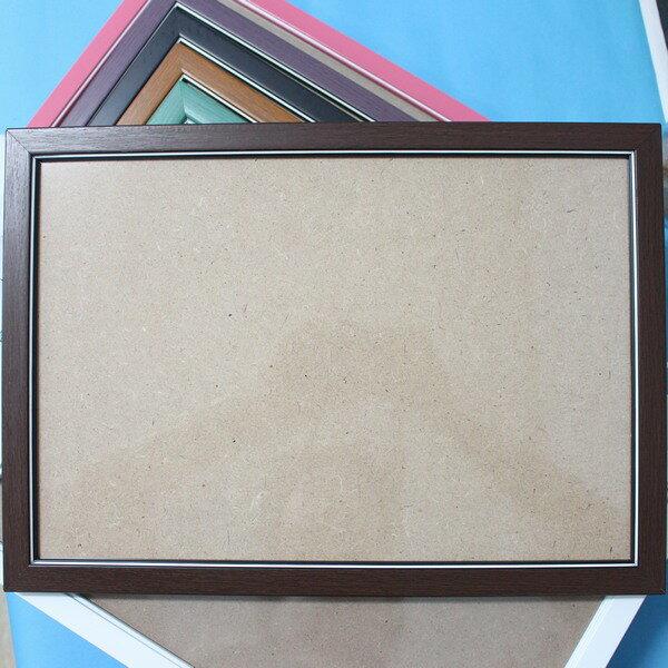 1000片拼圖框 台灣製 原木條 木框 相框 / 一個入(促450) 50cm x 75cm 證書框 油畫框 7