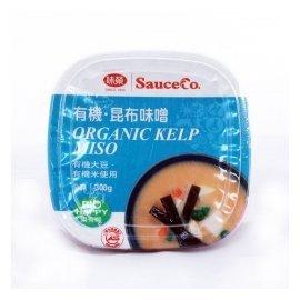 【味榮】有機昆布味噌(全素)300g :來自海洋裡的鮮美風味