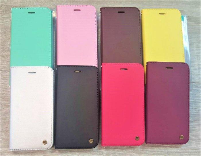 apple i Phone 6 plus 5.5韓國 Roar 單色磁吸手機皮套 插卡設計 站立支架 TPU軟殼 悠遊卡