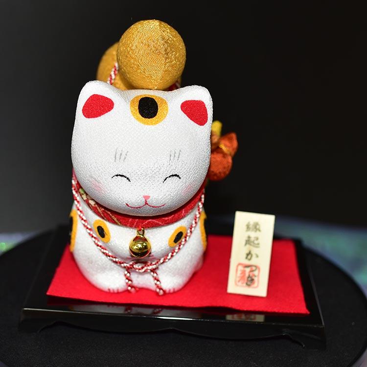 招財貓與六葫蘆 心願成就 開運 龍虎作 日本製