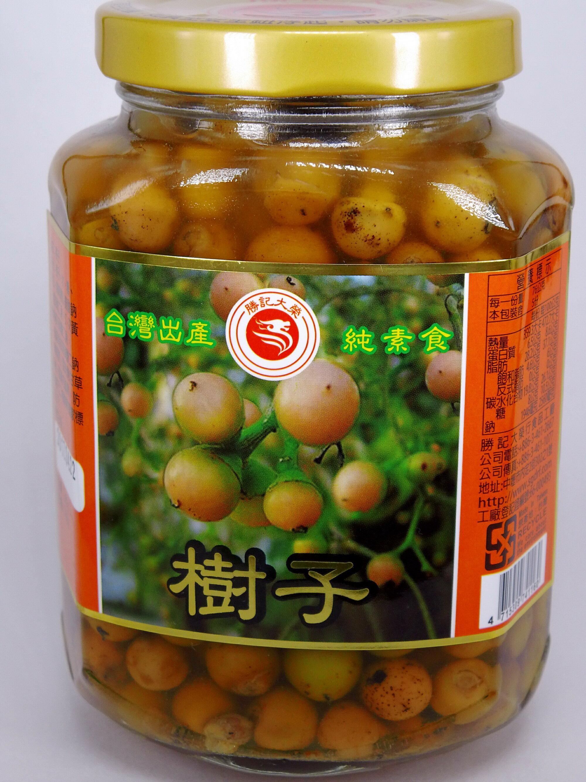 炒菜蒸煮大榮樹子醬380g