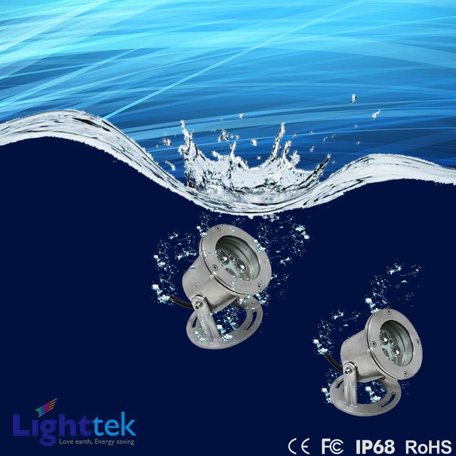 LED水中燈  LED 3W水中燈