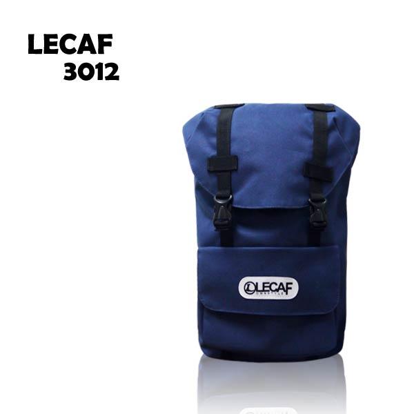 【加賀皮件】LECAF 多色 多收納 束口 輕量 可放A4 潮流 休閒包 後背包 3012