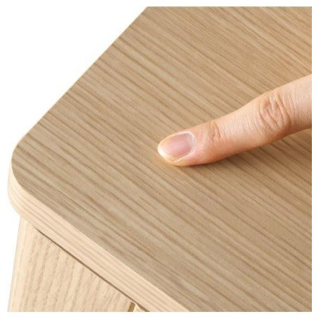 ◎(OUTLET)木質整理櫃 LUFFY2-80NA 福利品 NITORI宜得利家居 8