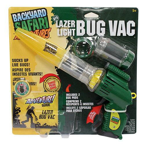 【美國BYS】小小探險家-LED昆蟲觀察吸槍