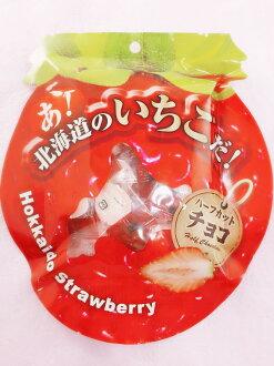 【13本舖】北海道 草莓巧克力