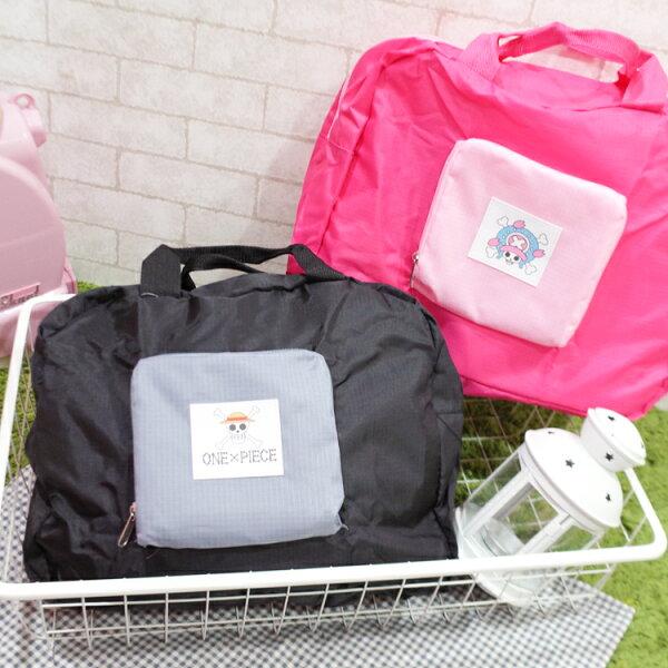PGS7其他卡通系列商品-航海王海賊王環保旅行購物袋收納袋旅行袋【SIK80283】