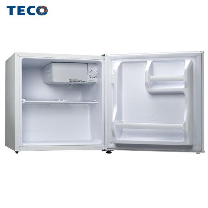 TECO 東元  R0512W 冰箱 50L 單門 小鮮綠系列 1