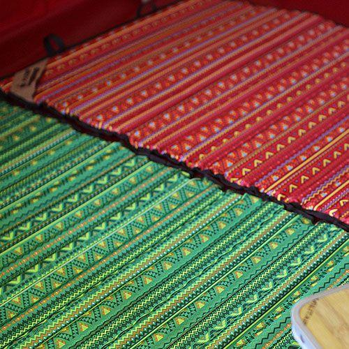 【露營趣】中和 KAZMI 經典民族風免充氣波浪床墊 睡墊 泡棉墊 露營墊 K5T3M001