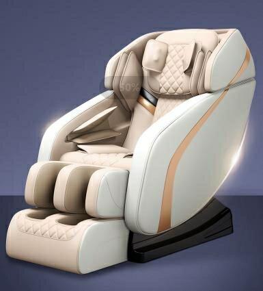 【快速出貨】按摩椅Chigo/志高新款AM33按摩椅家用全身太空豪華艙多功能電動小型父母創時代3C 交換禮物 送禮