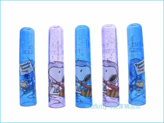 asdfkitty可愛家☆SNOOPY史努比太空人5入鉛筆蓋/鉛筆延長器/鉛筆套/鉛筆帽-日本製