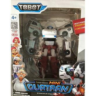 ★衛立兒生活館★TOBOT 機器戰士 中型巨無霸機器戰神YT01057