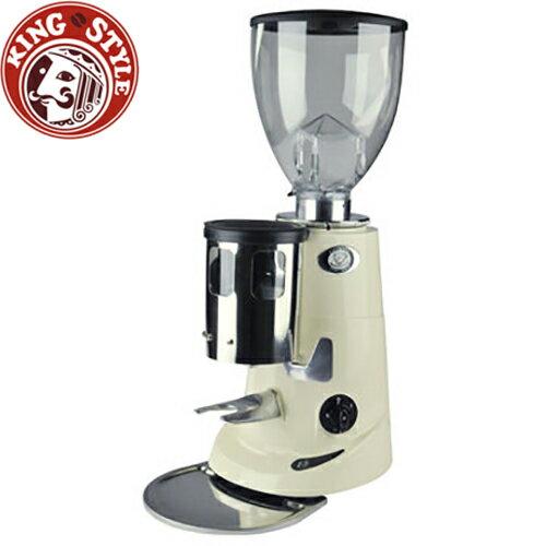 金時代書香咖啡 Fiorenzato F5M 營業用磨豆機 220V 珍珠白