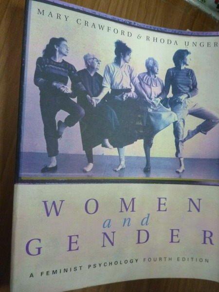 【書寶二手書T9/原文書_PFB】Women and Gender_Crawford