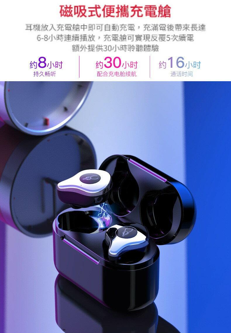 魔宴Sabbat E12 支持無線充電 藍芽耳機 藍芽5.0 運動藍牙耳機 原廠正品 6