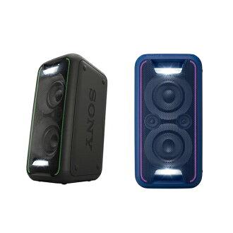 ★107/5/13前送KKBOX儲值卡 SONY EXTRA BASS系列 GTK-XB5 重低音大型藍芽喇叭 GTKXB5 公司貨