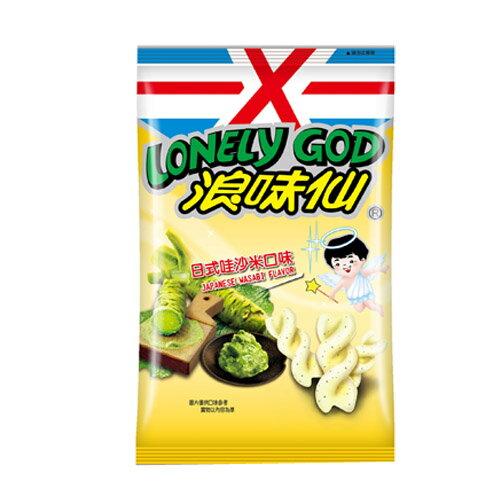 浪味仙-日式哇沙米口味86g【愛買】