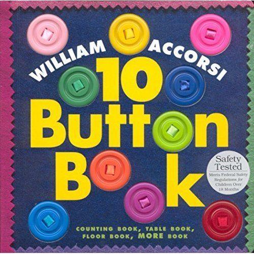 10 Button Book 10顆鈕扣書 硬頁數數書