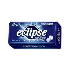 eclipse 易口舒 無糖薄荷錠-沁涼薄荷口味 31g