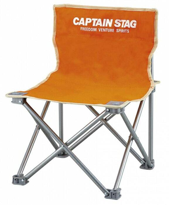 【鄉野情戶外用品店】 CAPTAIN STAG 鹿牌 |日本|  斑比迷你野營椅/折疊椅 釣魚椅 童軍椅 休閒椅/M-3918