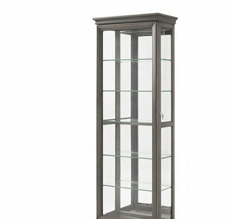 [COSCO代購] W129645 Pulaski 玻璃展示儲物櫃