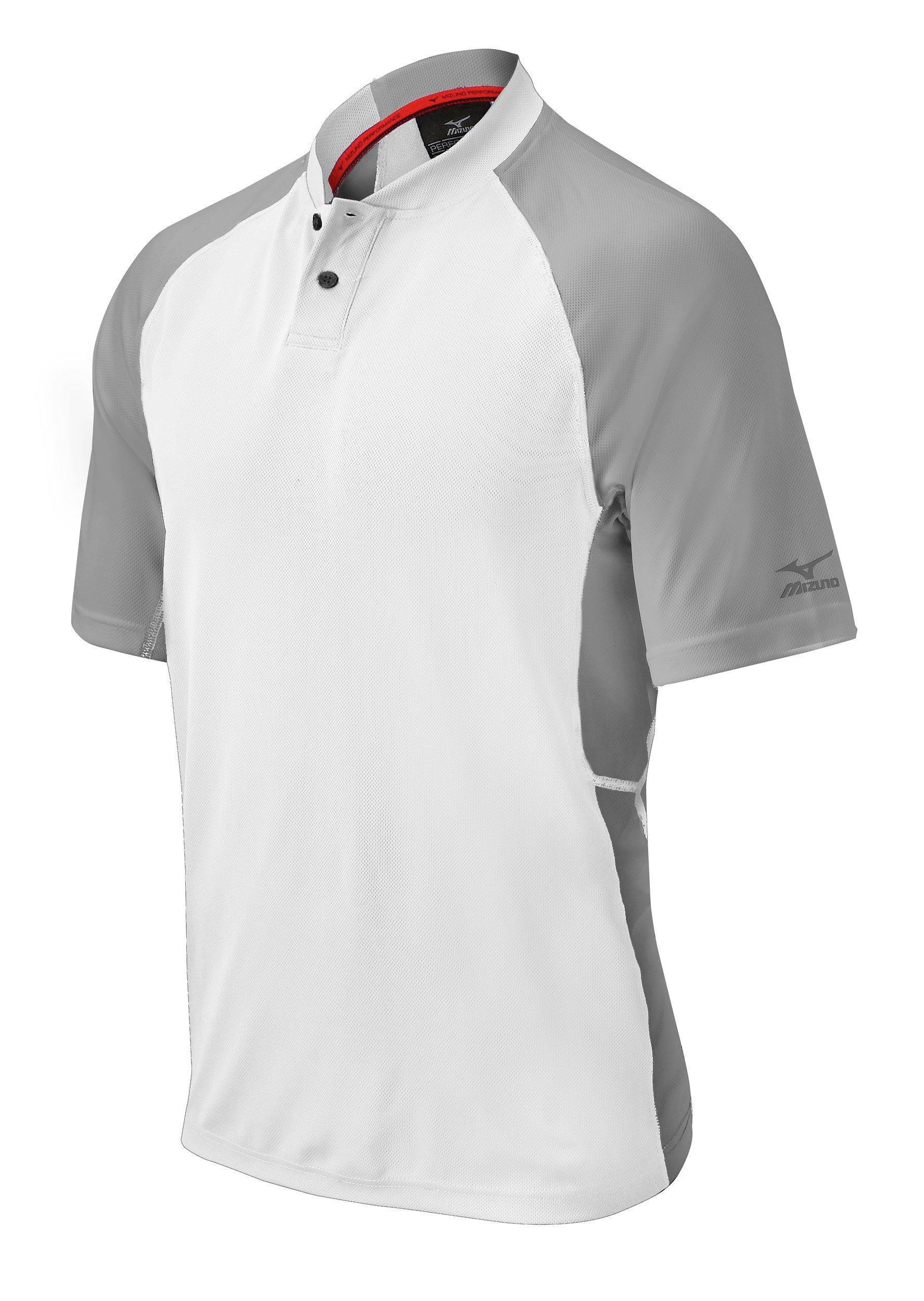 Mizuno Pro 2-Button Jersey