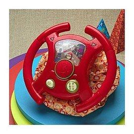 【淘氣寶寶】美國B.Toys感統玩具-旅行方向盤/航多路方向盤