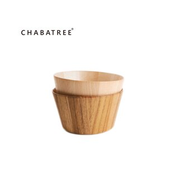 泰國Chabatree柚木14cm沙拉點心碗
