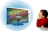 LCD家族 [護視長抗藍光護目鏡] 台灣製 FOR  飛利浦  200V4QSBR  20吋抗藍光液晶螢幕護目鏡(鏡面合身款)