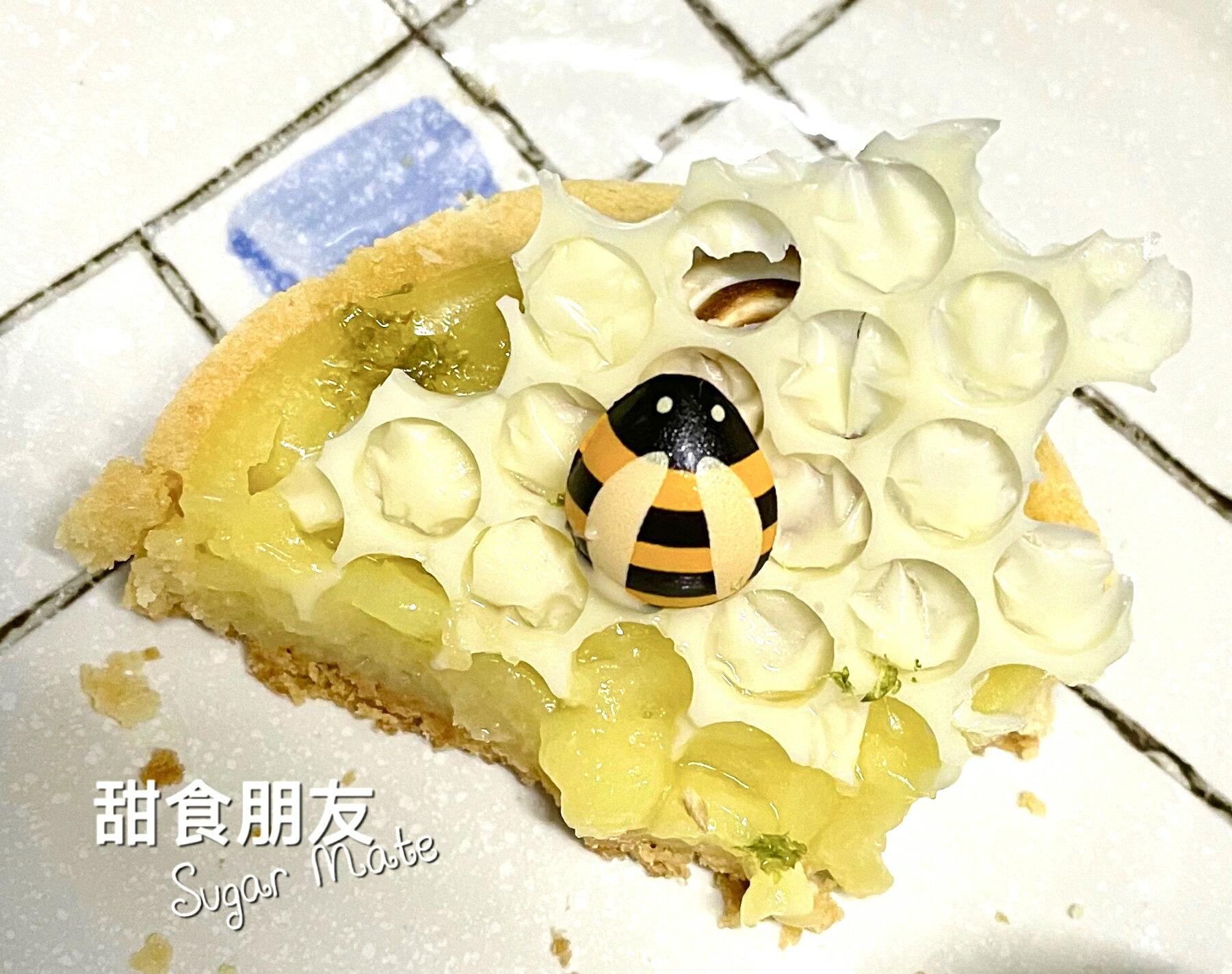 「甜食朋友」蜂寧塔 8吋 禮盒 生日蛋糕 檸檬塔 檸檬派