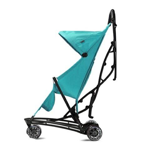 荷蘭【Quinny】Yezz 超輕量三輪休旅車-Miami藍 1