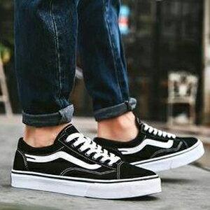 韓版休閒滑板鞋