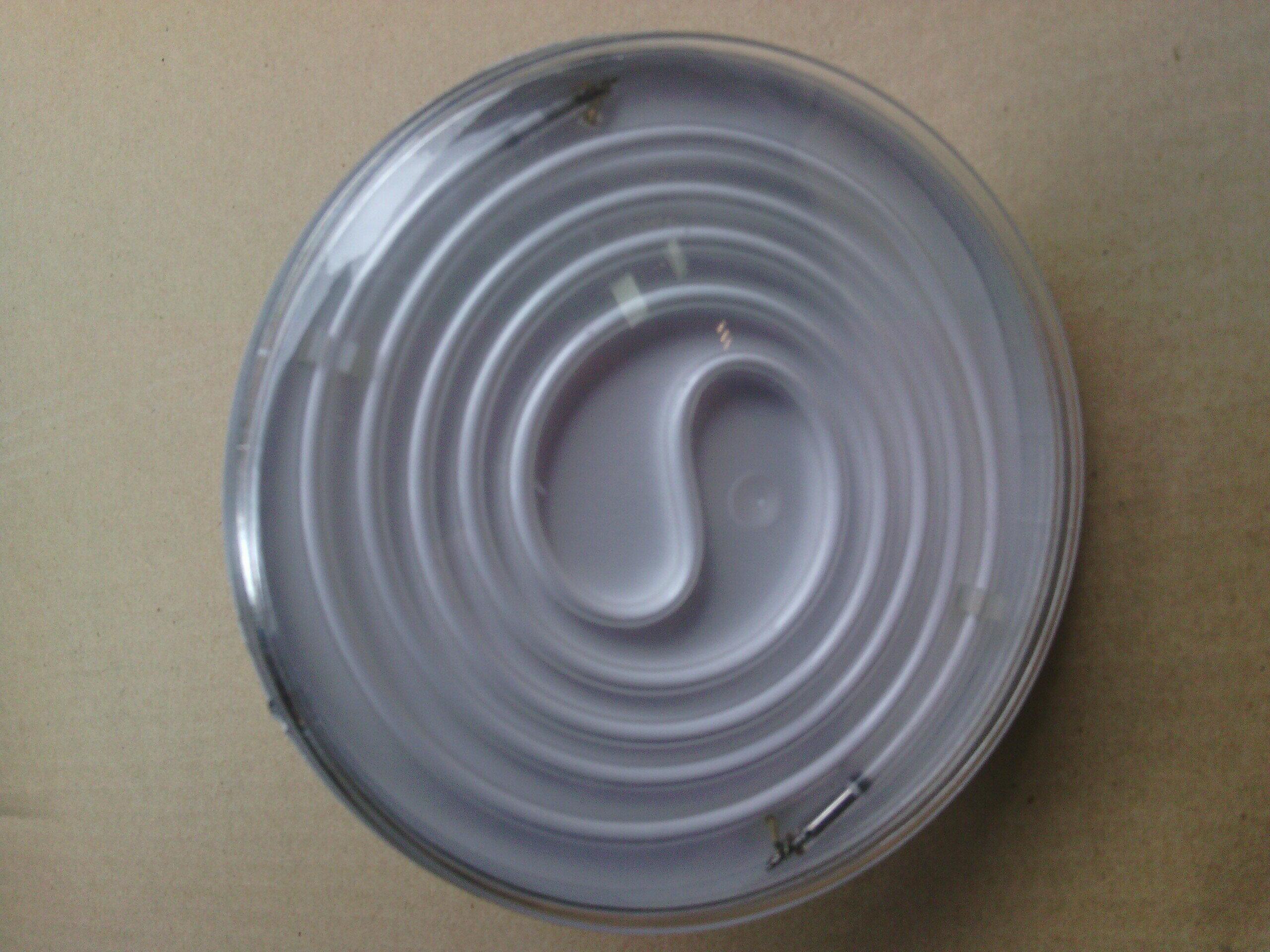 15瓦護眼高演色性CCFL液晶飛碟燈泡E27蚊香型