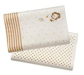 『121婦嬰用品館』小獅王辛巴 有機棉乳膠舒眠枕(L) 0