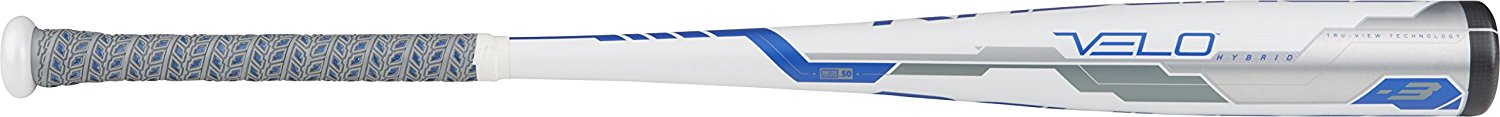 Rawlings Velo Hybrid BBCOR (High School/Collegiate) Baseball Bat, 2-5/8-Inch Big Barrel, 32-Inch Length, -3 Drop Weight, 29 Ounces 0