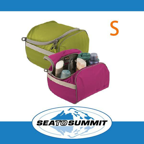 萬特戶外運動 Sea to summit STSATLTCS 旅行用盥洗包 S號 收納好整理 附提手